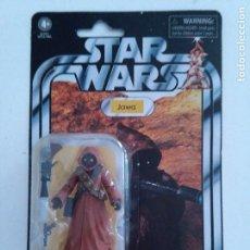 Figuras y Muñecos Star Wars: STAR WARS JAWA KENNER VINTAGE COLLECTION BLISTER.. Lote 235943555