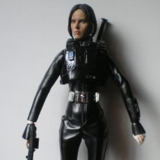 Figuras y Muñecos Star Wars: FIGURAS 1/6-CUSTOM STAR WARS ROGE ONE-JYN ERSO. Lote 236686905