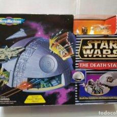 Figurines et Jouets Star Wars: STAR WARS -THE DEATH STAR -GALOOB FAMOSA MICRO MACHINES EN BLISTER REF.65871. Lote 236883310