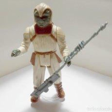 Figuras y Muñecos Star Wars: KLAATU STAR SKIFF GUARD OUTFIT WARS VINTAGE KENNER 1983. Lote 236995600