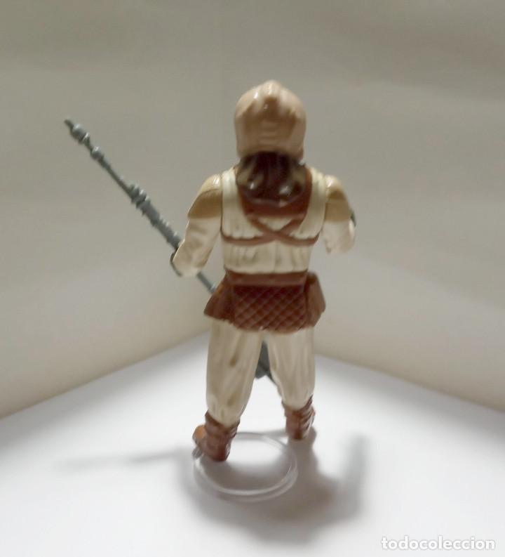 Figuras y Muñecos Star Wars: KLAATU STAR SKIFF GUARD OUTFIT WARS VINTAGE KENNER 1983 - Foto 2 - 236995600