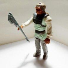 Figuras y Muñecos Star Wars: NIKTO WARS VINTAGE KENNER 1983. Lote 236996125