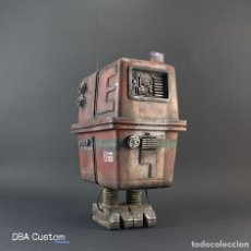 Figuras y Muñecos Star Wars: GONK GNK POWER DROID SCALE 1:6 WITH LED LIGHTS AND SOUND. Lote 237003920