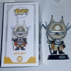 Figuras y Muñecos Star Wars: ENFYS NES- STAR WARS- FUNKO POP- DISNEY- 247. Lote 237024650