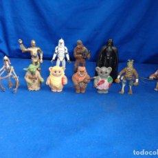 Figuras y Muñecos Star Wars: STAR WARS - LOTE FIGURAS STAR WARS AÑOS 80/90/2000, VER FOTOS! SM. Lote 237147945