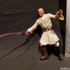 Figuras y Muñecos Star Wars: FIGURA MACE WINDU. STAR WARS. HASBRO. AÑO 2005. Lote 238054220