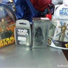 Figuras y Muñecos Star Wars: STAR WARS LOTE 4 PIEZAS BLISTER ORIGINAL SIN ABRIR VER FOTOS. Lote 238261100