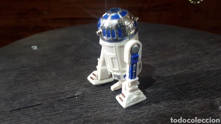Figuras y Muñecos Star Wars: Figura oficial R2 D2 STAR WARS KENNER 1995 MADE IN CHINA - Foto 4 - 238385750