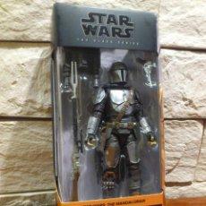 Figuras y Muñecos Star Wars: STAR WARS - HASBRO - THE MANDALORIAN - BESKAR ARMOR - 01 - BLACK SERIES - 2020 - NUEVO. Lote 239698080