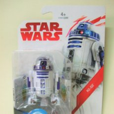 Figuras y Muñecos Star Wars: FIGURA R2-D2 R2D2 - STAR WARS LOS ÚLTIMOS JEDI THE LAST JEDI HASBRO ROBOT DROID 3,75 FORCE LINK. Lote 239783360