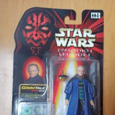 Figuras y Muñecos Star Wars: STAR WARS. EPISODIO I. PALPATINE 1999. COMMTECH CHIP. [PRECINTADO]. HASBRO.. Lote 240005135