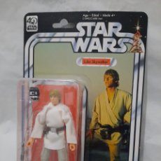 Figuras y Muñecos Star Wars: ¡¡DIFICIL!! FIGURA DE ACCIÓN STAR WARS LUKE SKYWALKER 40TH ANIVERSARIO KENNER.. Lote 240065735