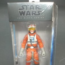 Figurines et Jouets Star Wars: LUKE SKYWALKER (SNOWSPEEDER) THE EMPIRE STRIKES BACK FIGURA 15 CM BLACK SERIES STAR WARS HASBRO. Lote 240152555