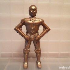 Figuras y Muñecos Star Wars: FIGURA STAR WARS C3PO DEL AÑO 2005. Lote 269628223