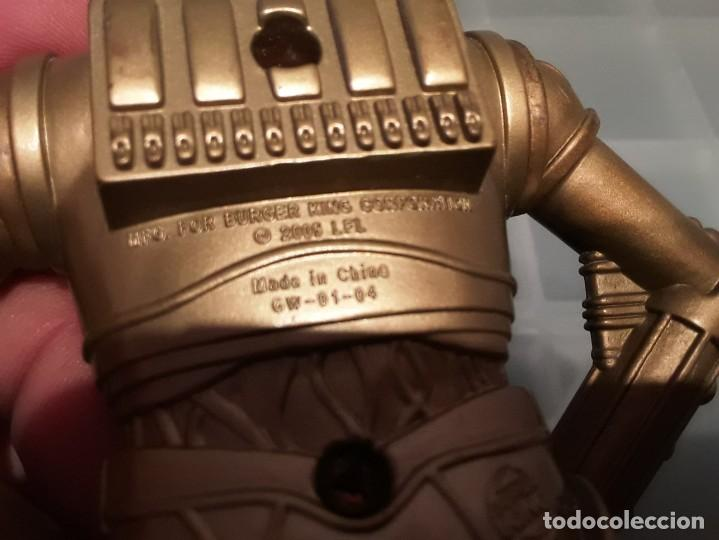Figuras y Muñecos Star Wars: FIGURA STAR WARS C3PO DEL AÑO 2005 - Foto 4 - 269628223