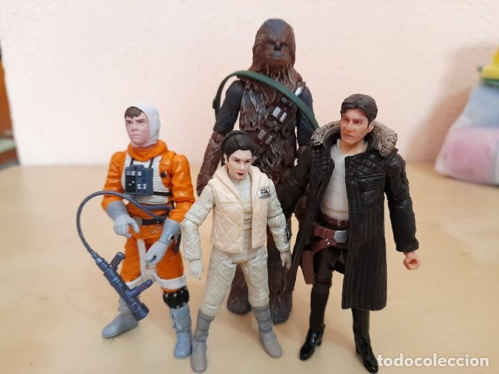 STAR WARS HASBRO EL IMPERIO CONTRAATACA (Juguetes - Figuras de Acción - Star Wars)