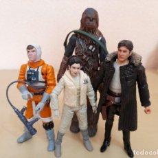 Figuras y Muñecos Star Wars: STAR WARS HASBRO EL IMPERIO CONTRAATACA. Lote 240960210