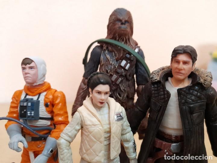 Figuras y Muñecos Star Wars: Star wars hasbro El imperio Contraataca - Foto 2 - 240960210
