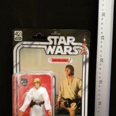 Figuras y Muñecos Star Wars: FIGURA STAR WARS LUKE SKYWALKER 15 CMS. 40 ANIVERSARIO STAR WARS. HASBRO KENNER. Lote 241178390