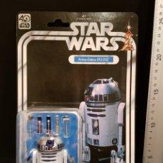 Figuras y Muñecos Star Wars: FIGURA STAR WARS ARTOO-DETOO (R2-D2) 15 CMS. 40 ANIVERSARIO STAR WARS. HASBRO KENNER. Lote 241179715