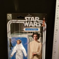 Figuras y Muñecos Star Wars: FIGURA STAR WARS PRINCESS LEIA ORGANA 15 CMS. 40 ANIVERSARIO STAR WARS. HASBRO KENNER. Lote 241180200