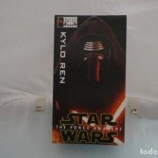 Figuras y Muñecos Star Wars: FIGURA STAR WARS - THE FORCE AWAKENS - KYLO REN - CRAZY TOYS. Lote 241871880