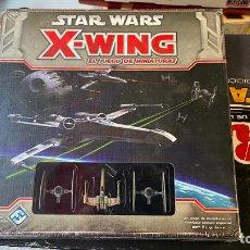 Figuras y Muñecos Star Wars: JUEGO X WING STAR WARS. Lote 242094025