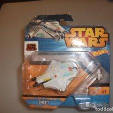 Figuras y Muñecos Star Wars: HOT WHEELS STAR WARS: GHOST. Lote 242927895