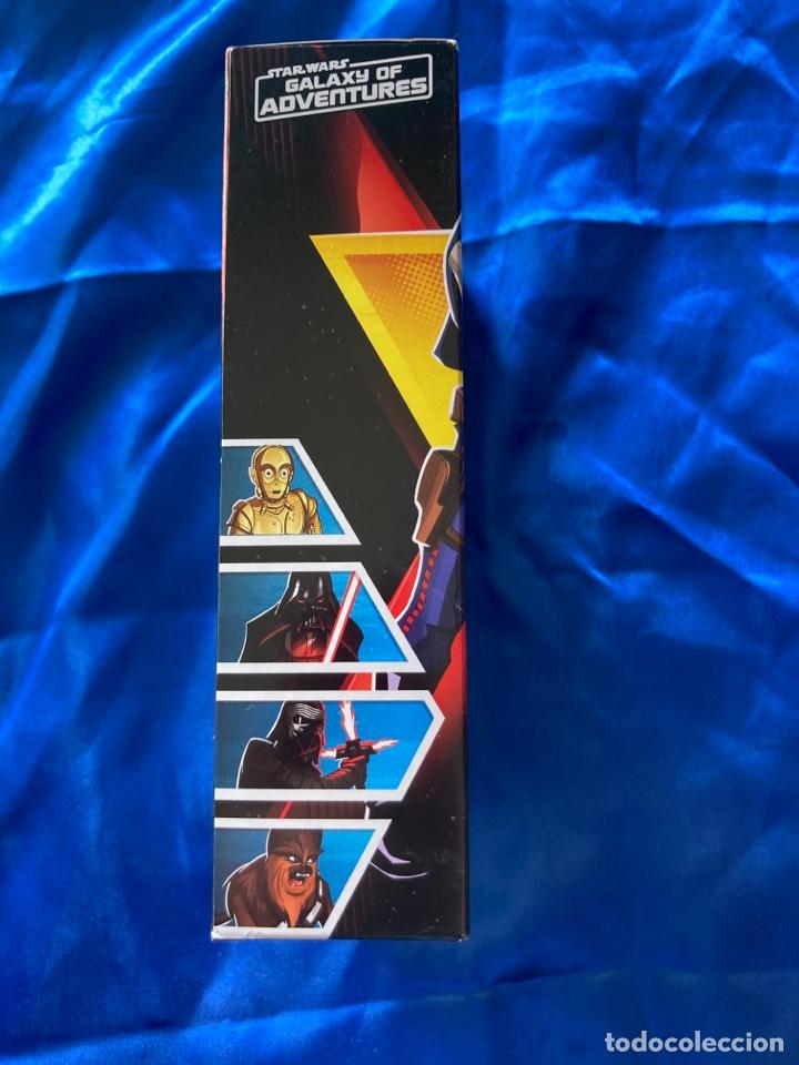 Figuras y Muñecos Star Wars: Star Wars Han Solo Galaxy Of Adventures Hasbro - Foto 5 - 242967770