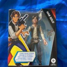 Figuras y Muñecos Star Wars: STAR WARS HAN SOLO GALAXY OF ADVENTURES HASBRO. Lote 242967770