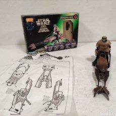 Figuras y Muñecos Star Wars: STAR WARS.SPEEDER BIKE.AÑO 1995. Lote 243370570
