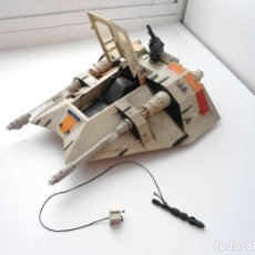 Figuras y Muñecos Star Wars: REBEL SNOWSPEEDER 1996 - STAR WARS THE POWER OF THE FORCE - HASBRO MEXICO 1996. Lote 229758580