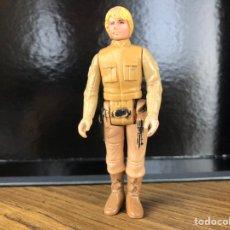 Figuras y Muñecos Star Wars: PBP - FIGURA STAR WARS VINTAGE - LUKE SKYWALKER BESPIN - FABRICADO EN ESPAÑA - MADE IN. Lote 133607890