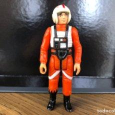 Figuras y Muñecos Star Wars: LUKE SKYWALKER X WING PILOT - STAR WARS VINTAGE - 1978 CHINA - COO#4. Lote 74319422