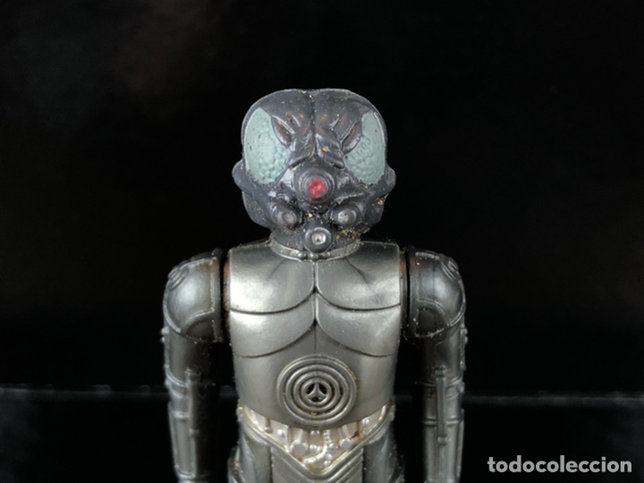 Figuras y Muñecos Star Wars: ZUCKUSS - STAR WARS VINTAGE - KENNER 1982 - Foto 4 - 193303808
