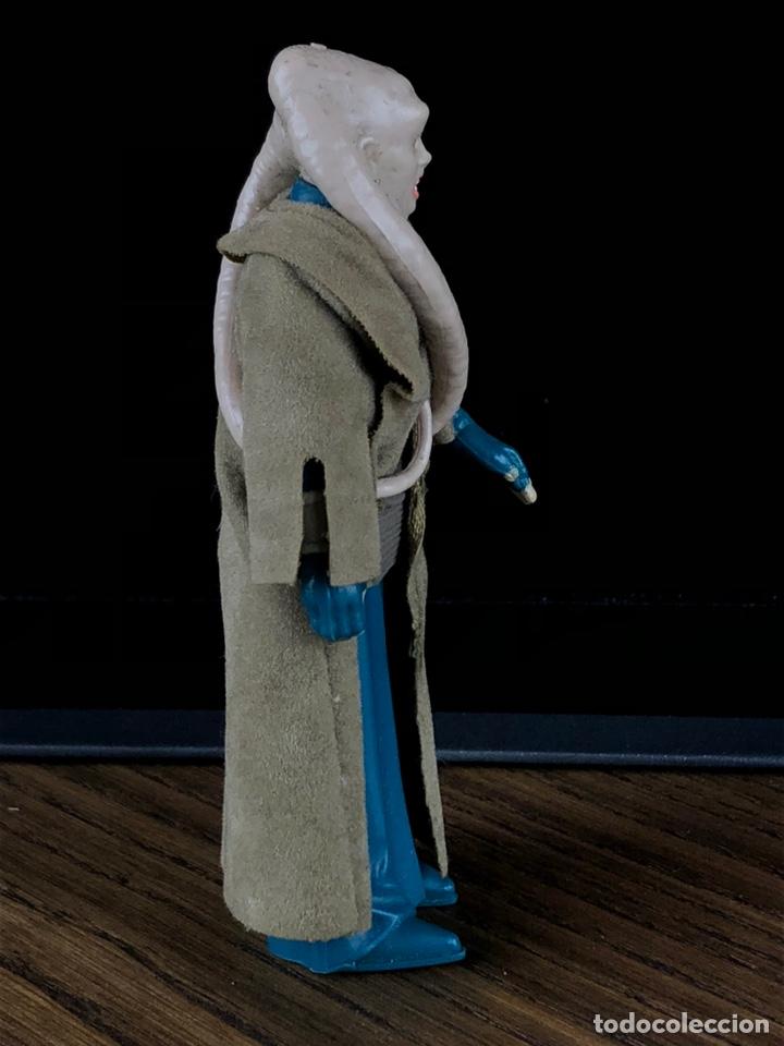 Figuras y Muñecos Star Wars: BIB FORTUNA - ACCESORIOS ORIGINALES - STAR WARS VINTAGE - ABRIGO Y CINTURÓN - Foto 2 - 175805450