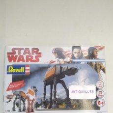 Figuras y Muñecos Star Wars: STAR WARS AT-ACT WALKER 06578 REVELL MODEL KIT,JUGUETE DISNEY. Lote 243638210