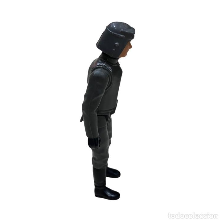 Figuras y Muñecos Star Wars: Figura Star Wars Comandante At-At KENNER 1980 - Foto 4 - 243690570