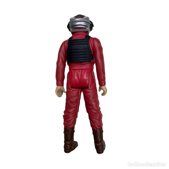 Figuras y Muñecos Star Wars: Figura Star Wars Piloto B-Wing KENNER 1984 - Foto 2 - 243690705