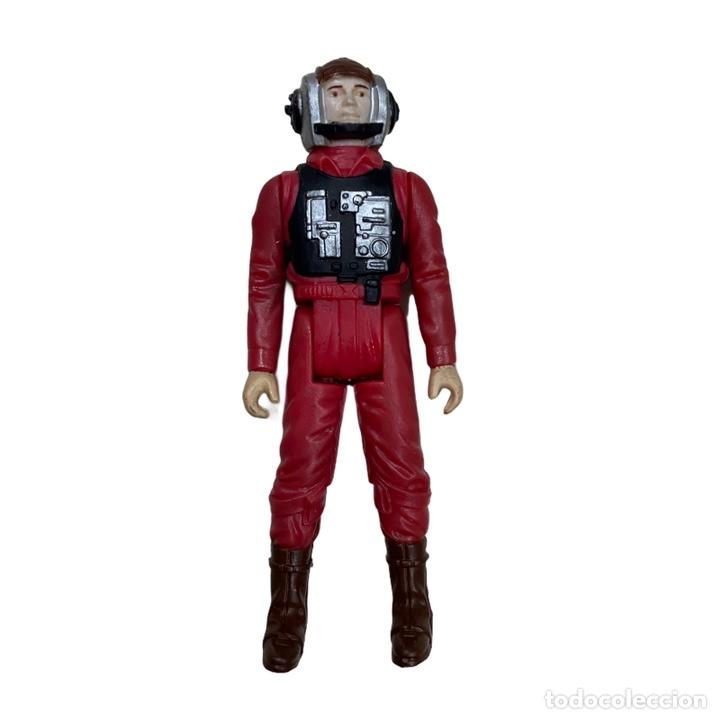 FIGURA STAR WARS PILOTO B-WING KENNER 1984 (Juguetes - Figuras de Acción - Star Wars)