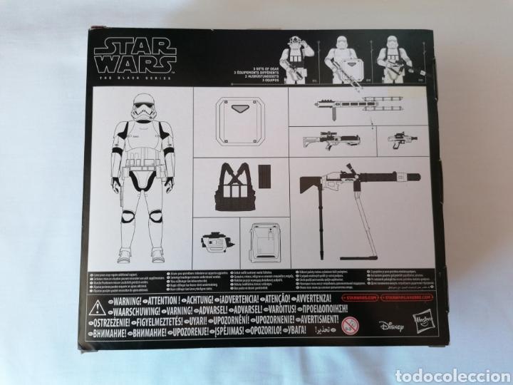 Figuras y Muñecos Star Wars: FIGURA STAR WARS STORMTROOPER THE BLACK SERIES - Foto 3 - 243640230