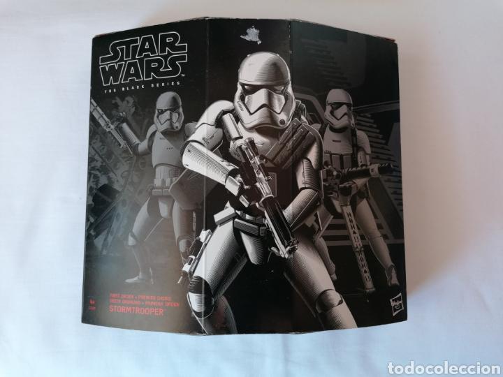 FIGURA STAR WARS STORMTROOPER THE BLACK SERIES (Juguetes - Figuras de Acción - Star Wars)