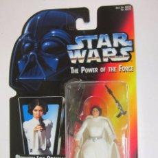 Figuras y Muñecos Star Wars: FIGURA PRINCESA LEIA ORGANA - STAR WARS - POWER OF THE FORCE - KENNER VINTAGE. Lote 241896075