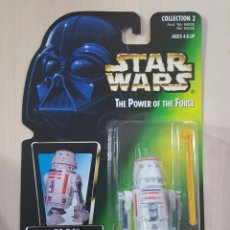 Figuras y Muñecos Star Wars: FIGURA R5-D4 - STAR WARS - POWER OF THE FORCE POTF - KENNER HASBRO VINTAGE. Lote 244774290