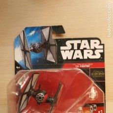 Figuras y Muñecos Star Wars: FIGURA HOTWHEELS HOT WHEELS -- STAR WARS -- TIE FIGHTER --. Lote 245008310