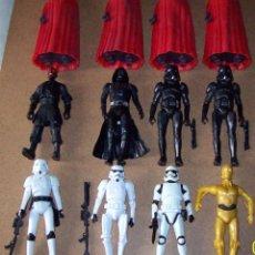 Figuras y Muñecos Star Wars: LOTE STAR WARS 15CMS Y COMPATIBLES. Lote 245094090