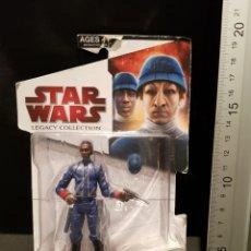 Figuras y Muñecos Star Wars: CLOUD CITY WING GUARD STAR WARS LEGACY COLLECTION HASBRO 2009. Lote 245126000
