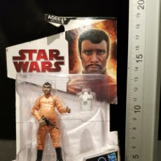 Figuras e Bonecos Star Wars: WILLROW HOOD STAR WARS LEGACY COLLECTION HASBRO 2009. Lote 245126250