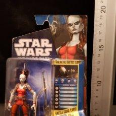 Figuras y Muñecos Star Wars: AURRA SING STAR WARS THE CLONE WARS HASBRO 2010. Lote 245126580