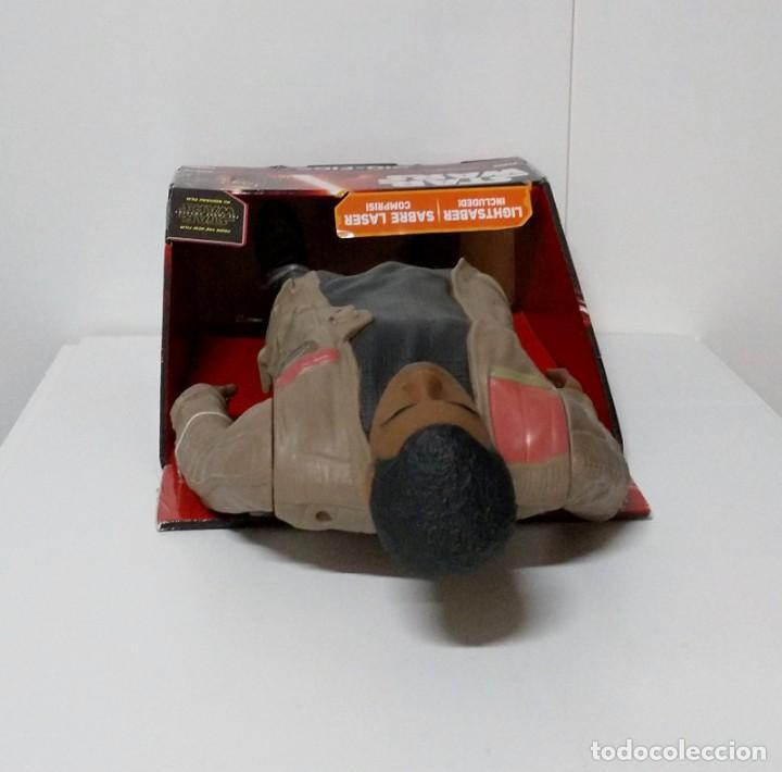 Figuras y Muñecos Star Wars: FIGURA Star Wars Finn BIGS FIGS John Boyega Episodio VI 45cm, Disney, jakks PACIFICS - Foto 12 - 245305855